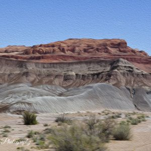Red Bluff and Sand Dunes